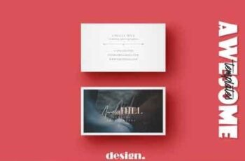 Business Card - Wedding Photography 3490678 3