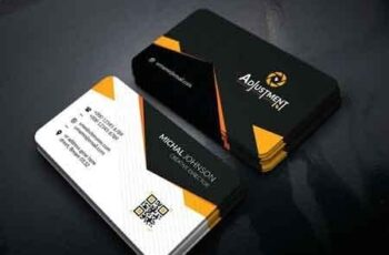 Corporate business card 2791794 2