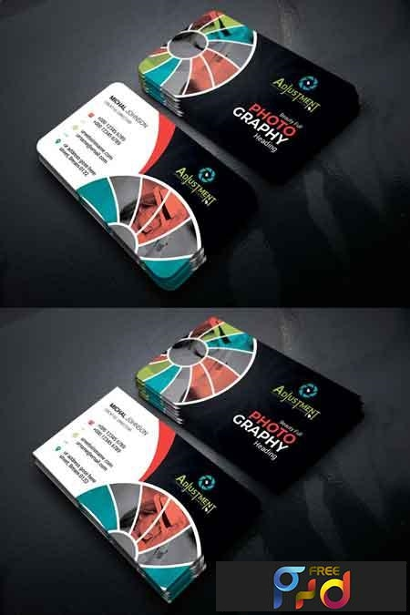 Photography business card 2791681 1