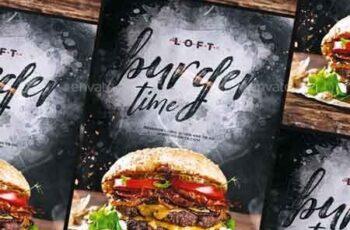 Burger Time 22586114 4