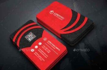 Corporate Business Card 19065379 8