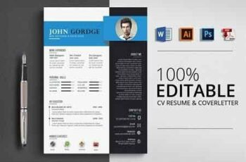 Creative Word CV Resume 2793006 6