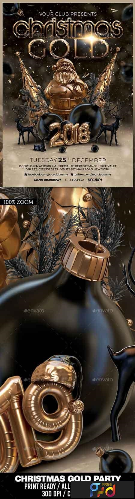 Christmas Gold Party 2018 22751575 1