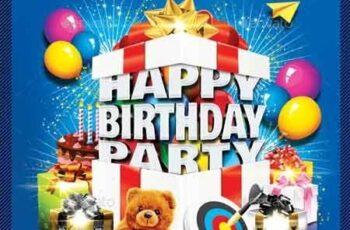 Happy Birthday Party 22718540 7