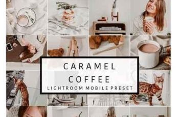 Mobile Lightroom Presets CARAMEL 3082822 5