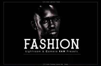 Fashion Lr & ACR Presets 3507187 4