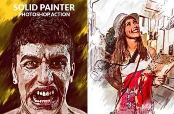 Solid Painter Photoshop Action 22710038 1
