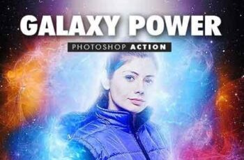 Galaxy Power Photoshop Action 19548103 2