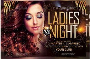 Ladies Night Flyer 22791331 2