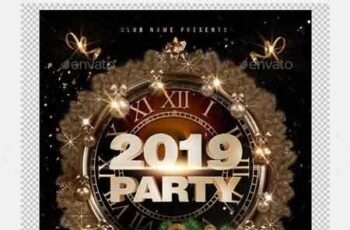 New Year Party Flyer 22779398 5