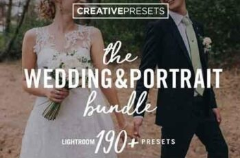 Wedding & Portrait Lightroom Preset 2569885 3