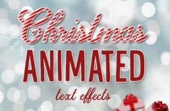 Christmas Animated Text Effects 22740532 8