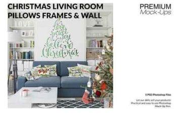 Christmas Living Room Set 3096663 4