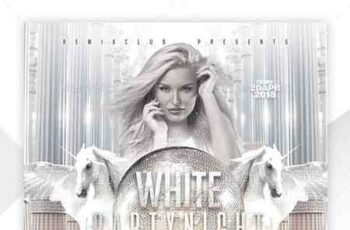 White Party Template 22761213 5