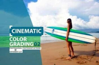 Cinematic Color Grading 02 Premium Photoshop Actions 3505488 7
