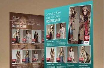 Fashion Shop Flyer 10671062 5