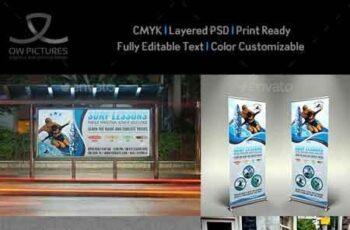 Surf Sport Training Advertising Bundle 22734759 3