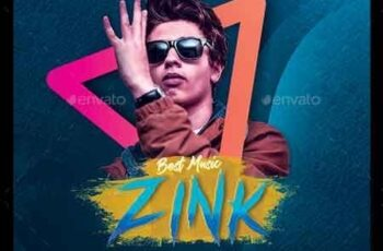 Zink Party Flyer 22735026 3