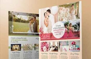 Wedding Event Planner Flyer 10796720 11
