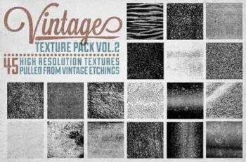 Vintage Texture Pack Vol. 2 2755 7