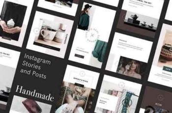 Handmade Instagram Stories and Posts 2993983 3