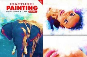 Capture Painting Photoshop Action 22720974 11