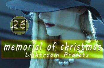 Memorial of Christmas Lightroom Presets 3506736 5