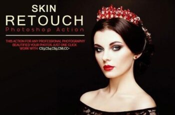 Skin Retouch Photoshop Action 3509467 3
