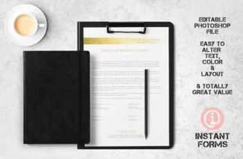 Wedding Planner Contract & Forms 2741551 5