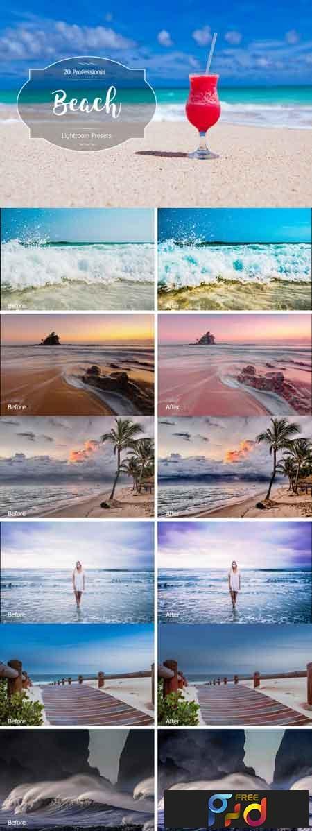 Beach Lr Presets 3488171 1