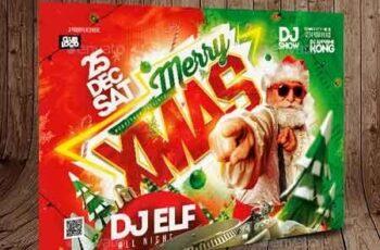 Xmas Party Flyer 22827036 11