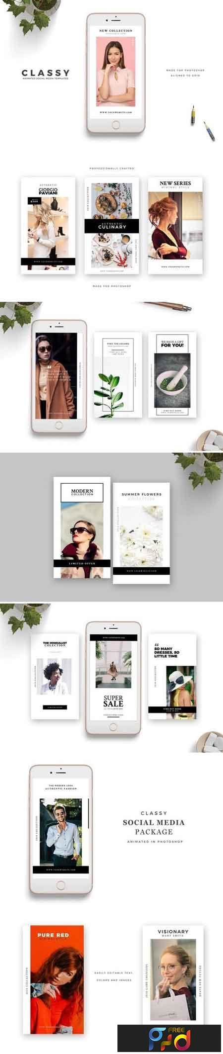 Animated Templates for Instagram 3150773 1