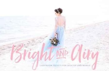 Bright and Airy Lightroom presets 3201434 3