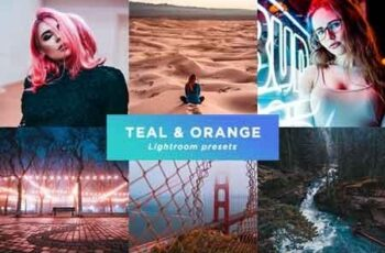 23 Pro Teal & Orange presets 22852990 6