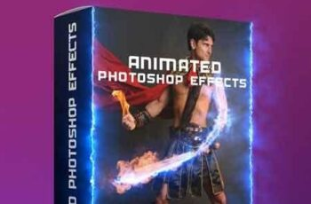 Animated Photoshop Effects Action Pack 19374392 4