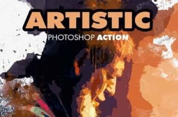 Artistic Photoshop Action 19663049 8