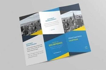 Corporate Trifold Brochure 22729452 6