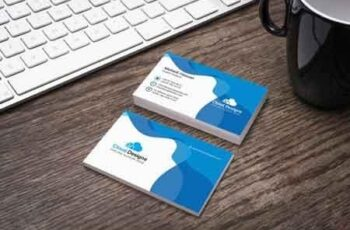 Corporate Business Card 3503850 3