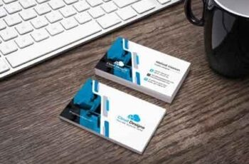 Corporate Business Card 3503857 4