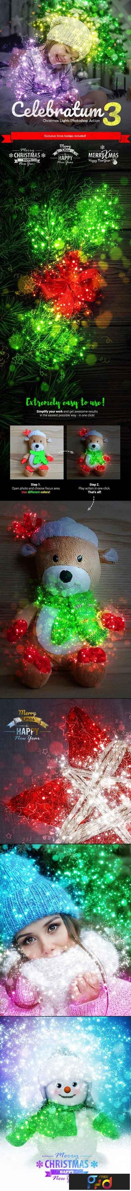 Celebratum 3 - Christmas Lights Photoshop Action 22863016 1