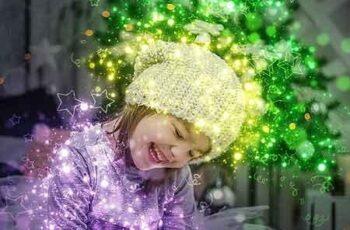 Celebratum 3 - Christmas Lights Photoshop Action 22863016 6