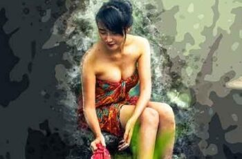 Dhinchak Art Photoshop Action 22841869 6