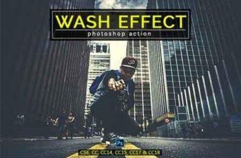 Wash Effect 22816954 5