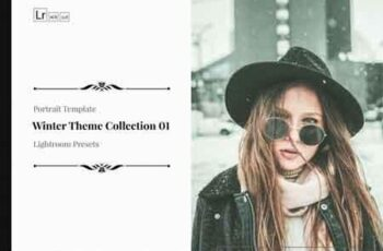 Winter Theme Color Grading 01 Premium Lightroom Presets 3510207 4