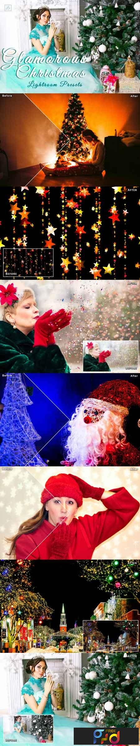 Glamorous christmas lightroom presets 3511379 1