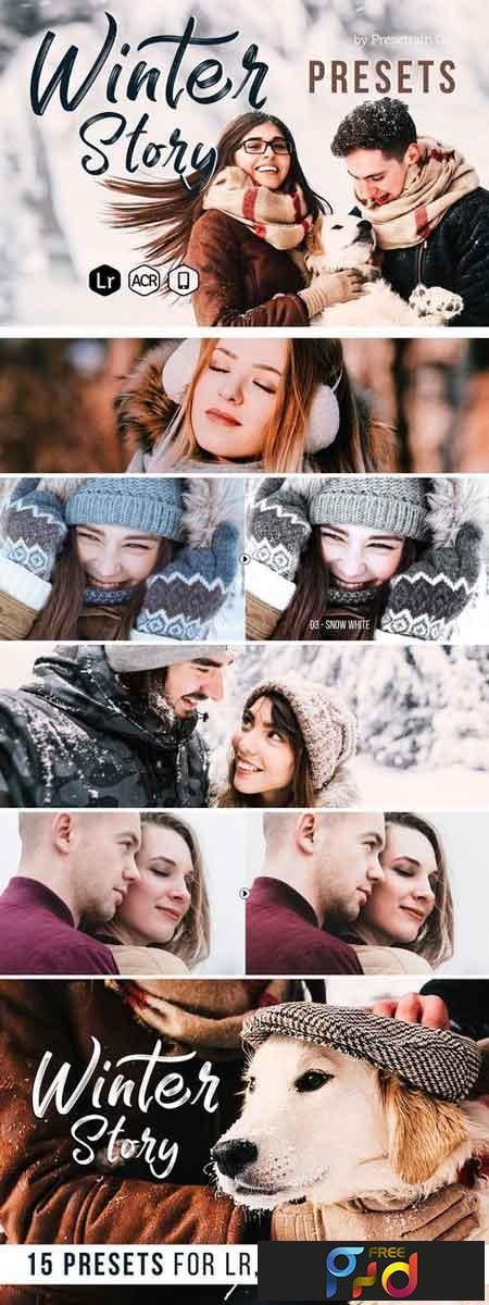 Winter Story Presets 3137630 1