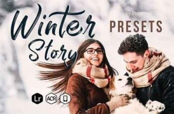 Winter Story Presets 3137630 3