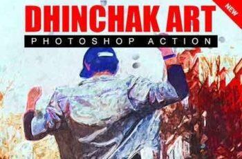 Colorum Paint Photoshop Action 22966588 5