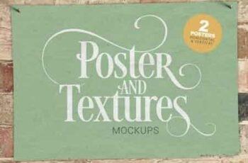 Poster & Textures Mockups 3156277 6