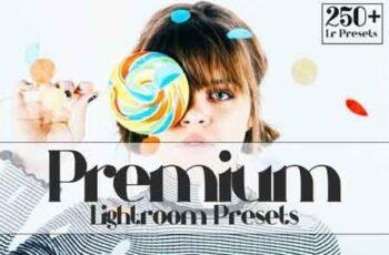 250+ Premium Lightroom Presets Bundle 3512668 7